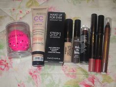 Dulce y Chic by Nuria: Compras ( Make up)