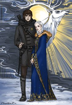 "phantomrin: ""Mal & Alina (The Grisha Trilogy by Leigh Bardugo @lbardugo ) *going back to lurking in the shadows* "" Just beautiful."