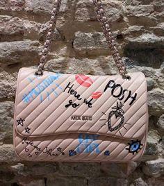Borse Mia Bag primavera estate 2016: arriva la Street Art dei Graffiti borse mia bag primavera estate 2016 moda