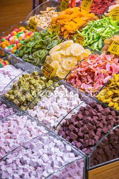 Grand Bazaar - İstanbul Türkiye