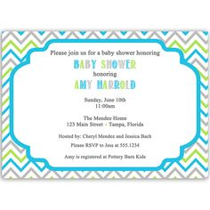 36 Best Boy Baby Shower Invitations Images Boy Shower Baby Boy