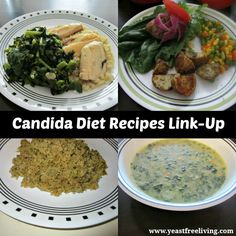 Candida Diet Recipes Link-Up