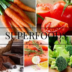 """Easy-to-eat, easy-to-find, everyday """"super"""" foods to keep eating healthy simple. By Lime and Lotus Organics"""