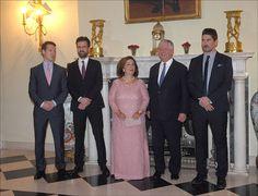 Serbia royal family