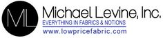 Michael Levine / LowPriceFabric.com - Apparel / Fashion fabric, Quilting / Crafting fabric, Home Decor / Outdoor fabric, Knitting + Crochet, Notions, Patterns, Books, Specialty Fabric…  Fabric + Fashion Glossary useful.  Great knits + good prices on Liberty of London cotton lawn.