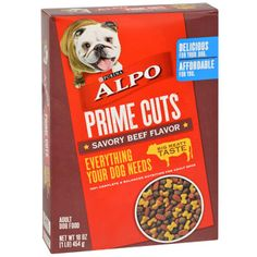 Your dogs are sure to love this savory beef flavored dog food! Made with prime cuts, this dry food is everything adult dogs need for 100% complete and balanced nutrition. Ideal for kennels, boarders,