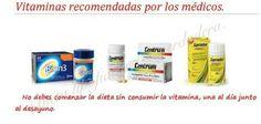 Las vitaminas: lo primordias de las mañanas. Personal Care, Fitness, Vitamins, Breakfast, Diets, Self Care, Personal Hygiene