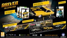 Driver SF Collector Pack Dodge Challenger, San Francisco, Manado, Hd Desktop, The Collector, Comic Books, Challenges, Packing, Games