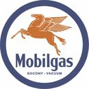 Nostalgic Tin Signs / Mobilegas Pegasus