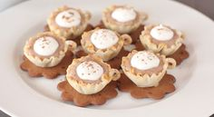 Coffee Cup Yogurt Cookies - A friend requested I make these, better pin it to remember it!