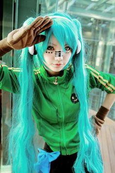Miku Hatsune (Matryoshka)   Vocaloid #cosplay