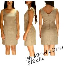 """My Michelle Dress"""