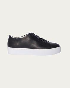 TIGER OF SWEDEN Minimal sneaker Yngve black