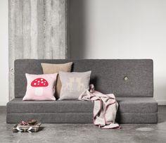 Fedt design, mange funktioner - what's not to love? #børneværelse #baby room #furniture