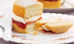 Pan di Spagna senza glutine, soffice e dolce come l'originale! | I dolcetti di Paola
