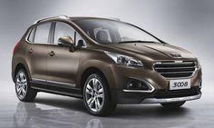 #Peugeot #3008.  El crossover urbano perfecto para grandes escapadas. Diseño compacto, motores eficientes y equipamiento tecnológico.