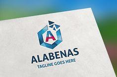 Alabenas (Letter A) Logo by tkent on @creativemarket