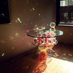 The Sparkle Table 3