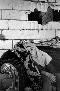 Rania Matar, 'Ordinary Lives' [photos from Palestinian refugee camps in Lebanon], 2009