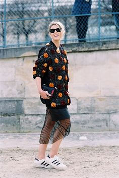 Vanessa Jackman: Paris Fashion Week AW 2015....Sofie