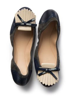 Bally ballerina for FNO.