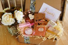 Win Two Léanas Bridesmaid Gift Boxes