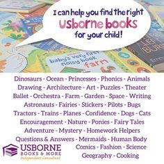 Helping customers finding the perfect educational books for their littles!