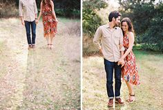 california-engagement-outdoors-holding-hands