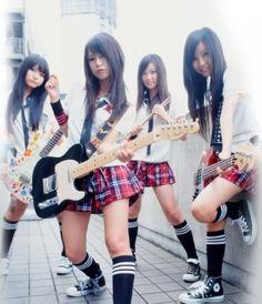 scandal gitar band