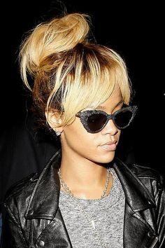 Rihanna Hair Styles Inspired (2)