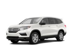 honda pilot safety rating
