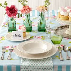 Floral Inspiration: Entertaining