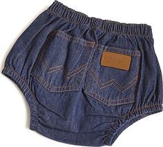 Diaper covers by Wrangler. Maybe boost more of the baby products.