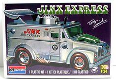 Jinx Express Revell #85-6899 1/25 New truck Model Kit – Shore Line Hobby