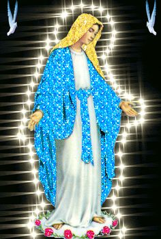 Mary blessed mother
