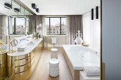 Mandarin Oriental Barcelona | Baño de la Suite Penthouse del Hotel Mandarin Oriental en Barcelona