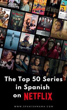 Learn To Speak Spanish, Learn Spanish Online, Spanish Language Learning, Teaching Spanish, Best Series, Tv Series, High School Spanish, Spanish Speaking Countries, Jenni Rivera