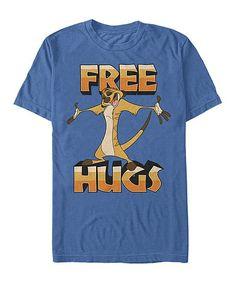 Royal Lion King 'Free Hugs' Tee - Men & Big