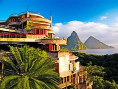"""Top 5 Places to Say """"I Do"""" in St. Lucia."""
