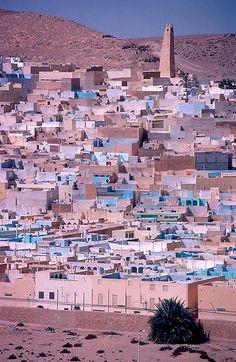 Ghardaia by pawprintz on Flickr.
