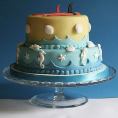 Surfers Birthday Cake | Flickr - Photo Sharing!