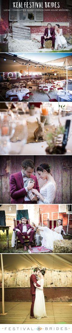 FESTIVAL BRIDES | Lu