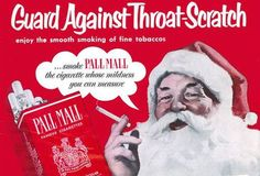 Vintage Christmas ads we'll likely never see again