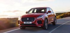 Jaguar E-Pace leasing