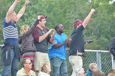 Football Game. Photo credit: John Groo