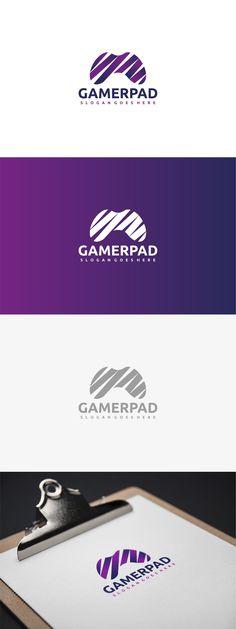 Gamer Pad Logo - FREE STUFF OF THE MONTH (April 2018)
