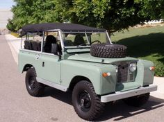 1965 Land Rover Series IIA 88 with 350 V8 - Classic Land Rover Defender 1965 for sale