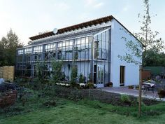 Siedenburger Stahl + Glasbau - Wintergärten