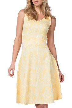 Guita - Sara Dress in Yellow