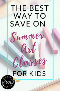 Don't pass up this opportunity to get art classes for kids all year long for the same amount that you might pay for only one week of art camp! Homeschool Curriculum Reviews, Homeschool Books, Art Curriculum, Homeschool Kindergarten, Homeschooling, Art Camp, Summer Art, Ways To Save, Art Lessons